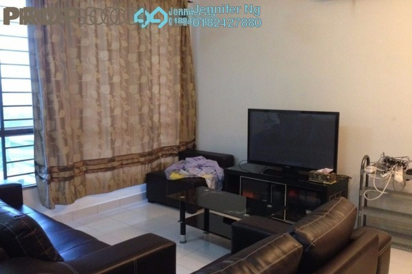 For Rent Serviced Residence at Casa Tiara, Subang Jaya Freehold Fully Furnished 1R/1B 1.7k