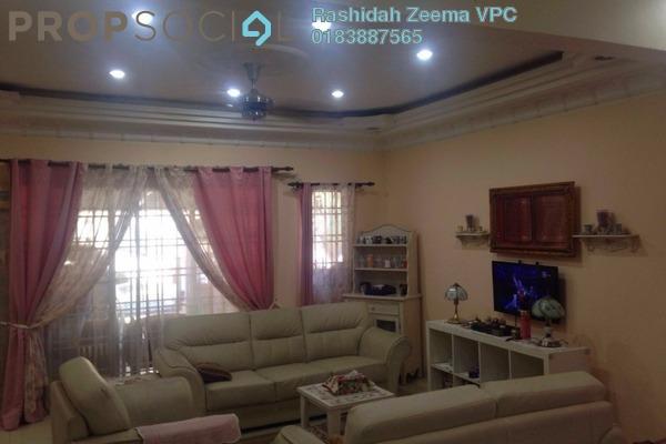 For Sale Terrace at Prima Saujana, Kajang Freehold Semi Furnished 4R/3B 620k