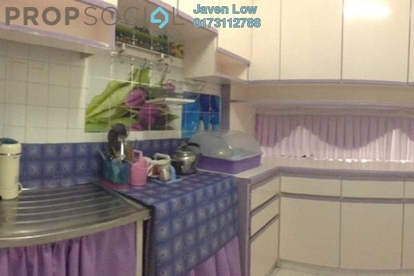 For Sale Apartment at Rampai Court, Setapak Freehold Fully Furnished 2R/2B 318k