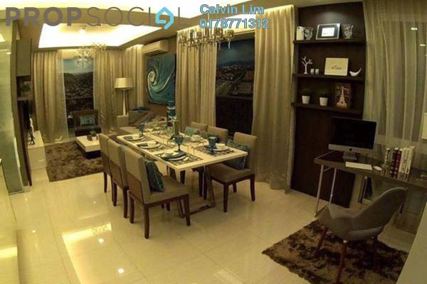 For Sale Condominium at Hampton Damansara, Kuala Lumpur Freehold Semi Furnished 3R/2B 1.1m