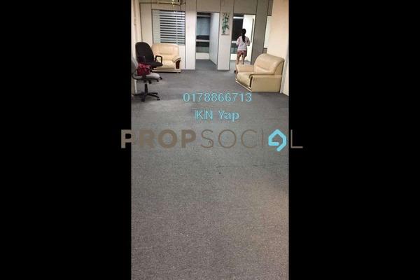 For Rent Office at Mahkota Walk, Bandar Mahkota Cheras Freehold Semi Furnished 0R/2B 1.4k