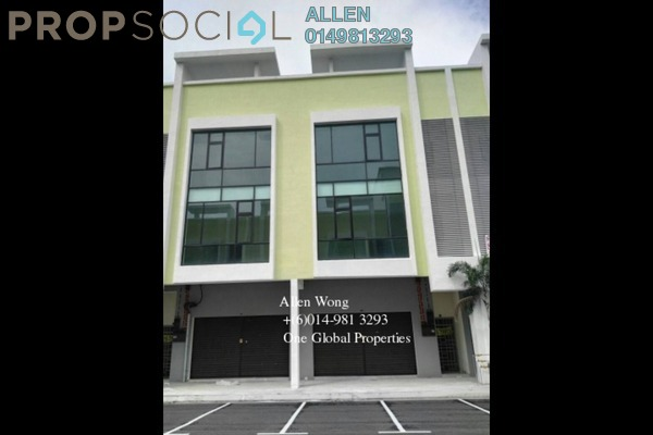 For Rent Shop at SiLC, Iskandar Puteri (Nusajaya) Freehold Unfurnished 0R/0B 3k