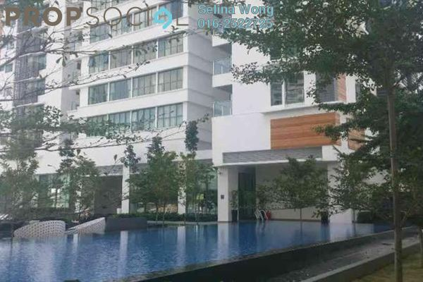 For Rent Condominium at A'Marine, Bandar Sunway Leasehold Fully Furnished 3R/2B 4.5k