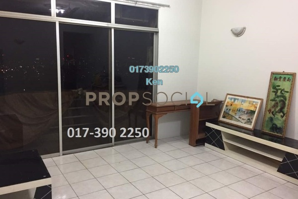 For Sale Condominium at Impian Heights, Bandar Puchong Jaya Freehold Semi Furnished 3R/2B 418k
