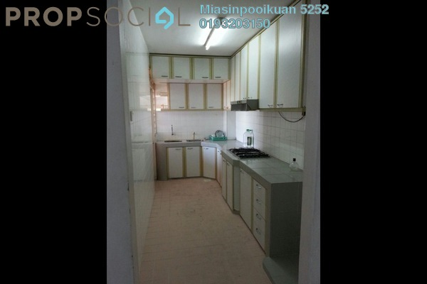 For Rent Condominium at Sri Intan 2, Jalan Ipoh Freehold Semi Furnished 3R/2B 1.25k