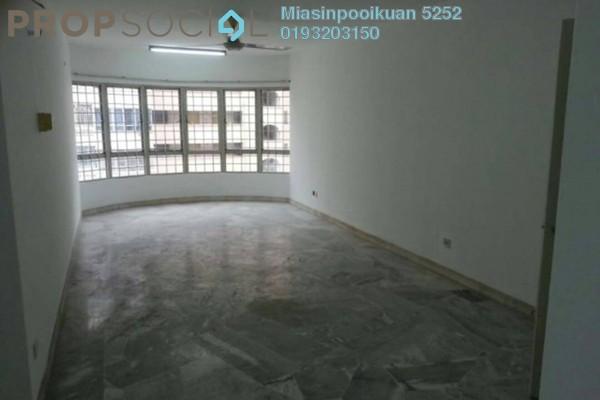 For Rent Condominium at Sri Intan 1, Jalan Ipoh Freehold Semi Furnished 3R/2B 1.2k
