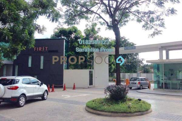 For Sale Condominium at First Residence, Kepong Freehold Fully Furnished 3R/2B 590k