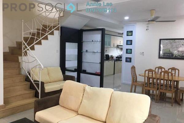 For Rent Terrace at Perjiranan 12, Bandar Dato' Onn Freehold Fully Furnished 4R/3B 2.2k