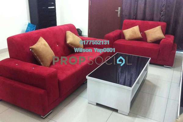For Rent Townhouse at Odora Parkhomes, 16 Sierra Freehold Fully Furnished 3R/3B 1.6k