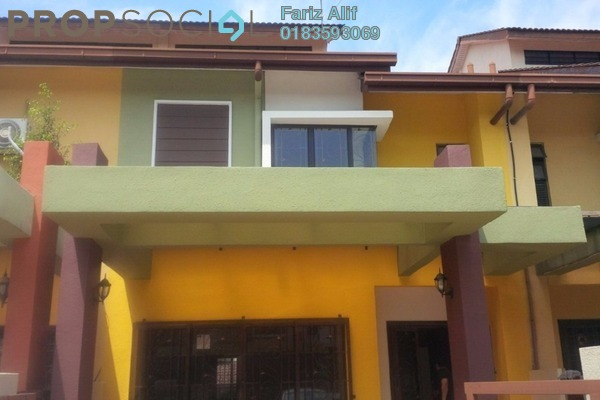 For Sale Link at Section U8, Bukit Jelutong Freehold Semi Furnished 4R/4B 770k
