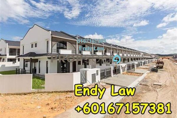 For Sale Terrace at Eco Summer, Tebrau Freehold Unfurnished 4R/4B 705k