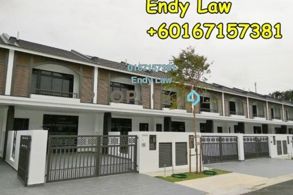 For Sale Terrace at Eco Summer, Tebrau Freehold Unfurnished 4R/4B 718k