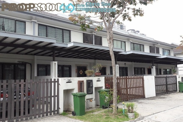 For Sale Terrace at Ken Rimba, Shah Alam Freehold Unfurnished 4R/3B 585k