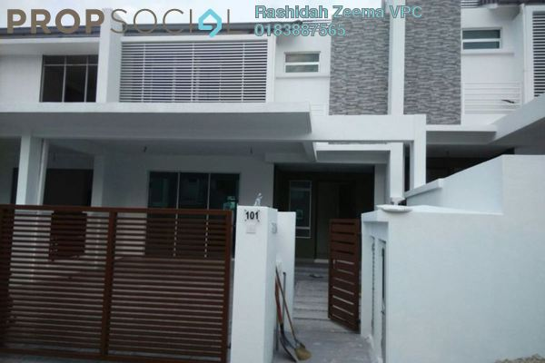 For Sale Terrace at Cempaka 1, Kota Seriemas Freehold Unfurnished 4R/3B 600k