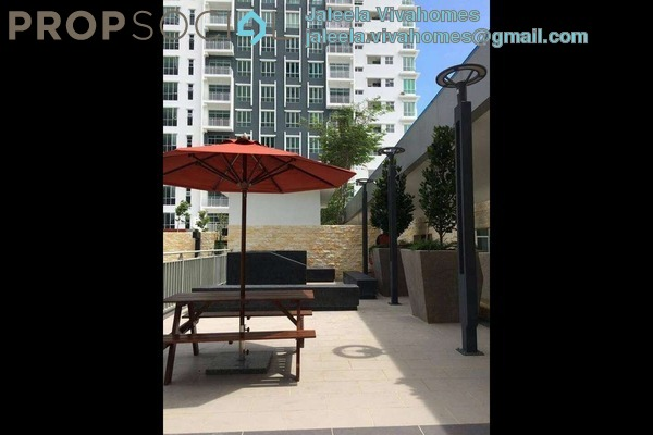 For Sale Condominium at BSP Skypark, Bandar Saujana Putra Freehold Semi Furnished 3R/2B 390k