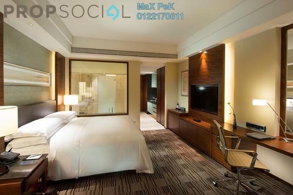 For Sale Condominium at Iris Residence, Bandar Sungai Long Freehold Unfurnished 4R/3B 546k