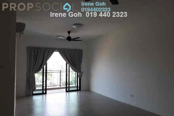 For Rent Condominium at Mira Residence, Tanjung Bungah Freehold Fully Furnished 3R/2B 2.9k
