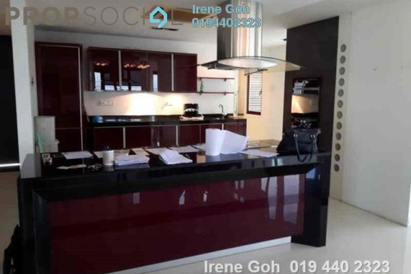 For Rent Condominium at Marina Bay, Tanjung Tokong Freehold Fully Furnished 5R/3B 7k