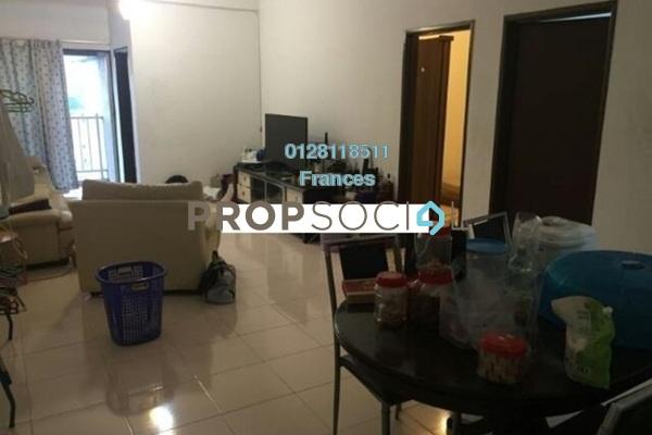 For Rent Condominium at Casa Utama, Bandar Utama Freehold Fully Furnished 3R/2B 1.8k