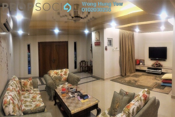 For Sale Terrace at Section 10, Putra Heights Freehold Semi Furnished 4R/3B 960k