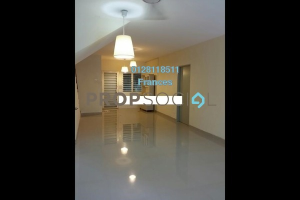 For Rent Townhouse at Chestwood Terrace, Bandar Utama Freehold Semi Furnished 3R/2B 1.9k