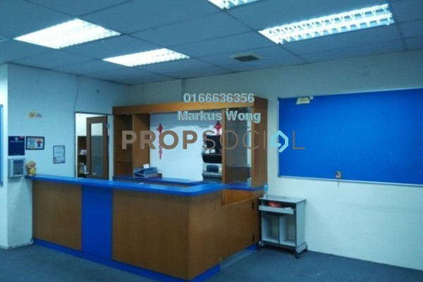 For Rent Office at Warisan Cityview, Cheras Freehold Semi Furnished 0R/2B 2.5k