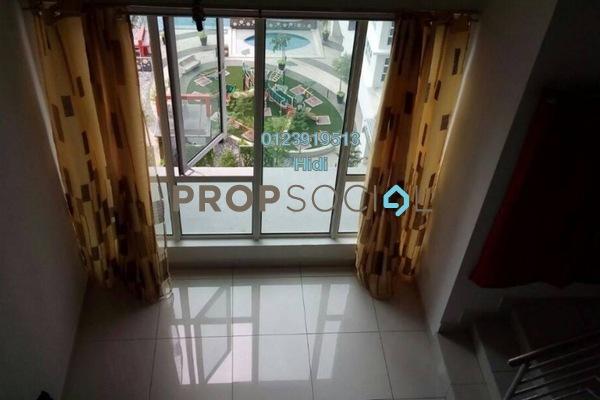 For Rent Duplex at De Centrum City, Kajang Freehold Semi Furnished 0R/2B 1.6k