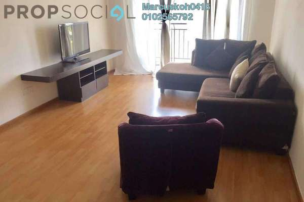 For Rent Condominium at Waldorf Tower, Sri Hartamas Freehold Fully Furnished 2R/3B 3.3k