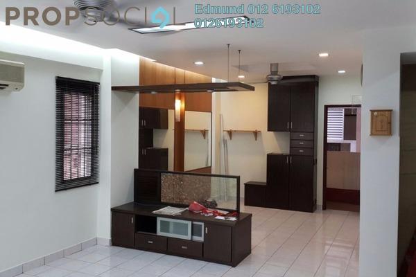 For Sale Condominium at Pelangi Damansara, Bandar Utama Freehold Fully Furnished 3R/2B 520k