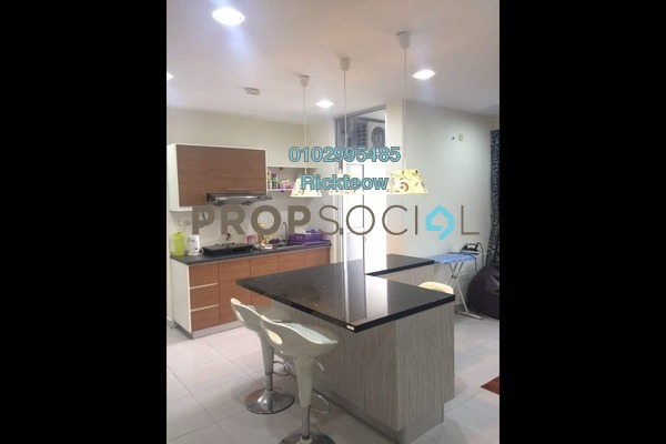 For Sale Condominium at The Domain, Cyberjaya Freehold Fully Furnished 2R/2B 390k
