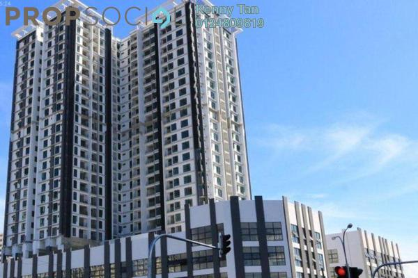 For Sale Condominium at Promenade Residence, Bayan Baru Freehold Unfurnished 3R/2B 550k