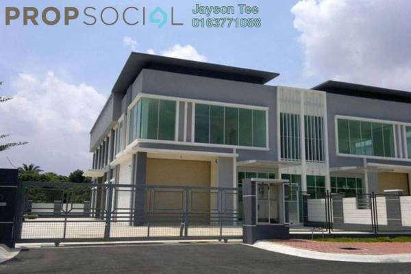 For Rent Factory at LEKAS 18, Semenyih Freehold Unfurnished 0R/0B 8.5k