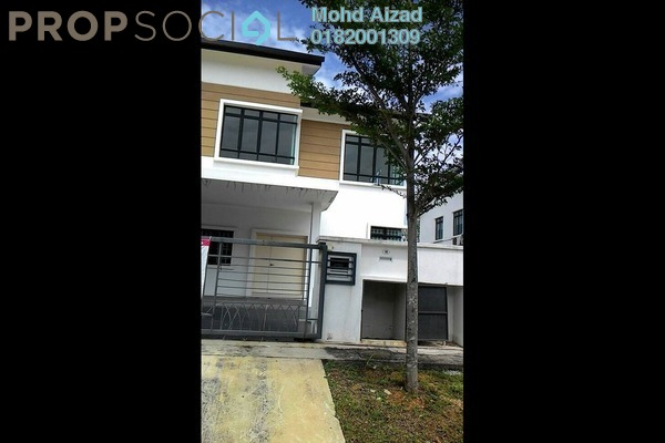 For Sale Semi-Detached at Bandar Nusa Rhu, Shah Alam Freehold Unfurnished 4R/6B 1.39m