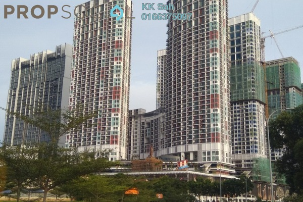 For Rent Serviced Residence at i-City, Shah Alam Freehold Fully Furnished 1R/1B 1.4k