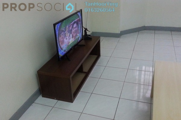 For Rent Condominium at Bukit OUG Condominium, Bukit Jalil Freehold Fully Furnished 2R/1B 1.2k