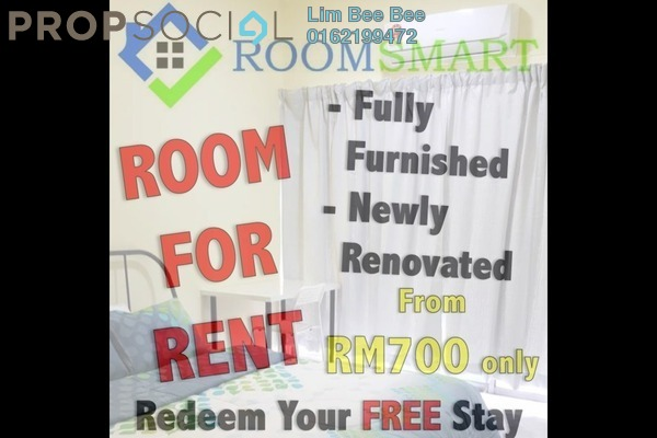 For Rent Terrace at Sunway Pyramid, Bandar Sunway Freehold Fully Furnished 1R/1B 700translationmissing:en.pricing.unit