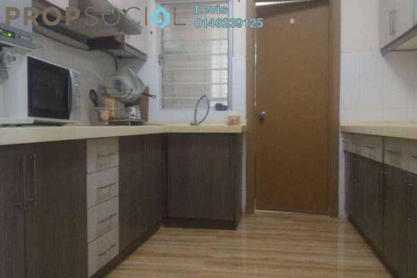 For Rent Condominium at Seri Maya, Setiawangsa Freehold Fully Furnished 3R/3B 2.2k
