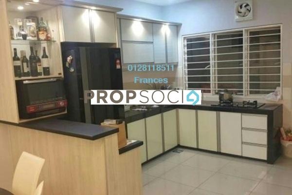 For Sale Townhouse at Chestwood Terrace, Bandar Utama Freehold Semi Furnished 3R/3B 890k