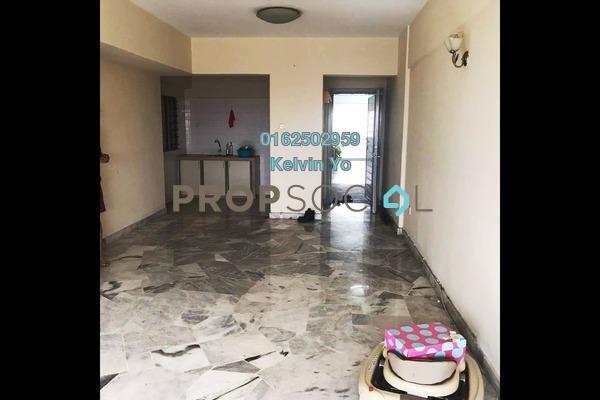 For Sale Apartment at Casa Magna, Kepong Freehold Unfurnished 3R/2B 379k