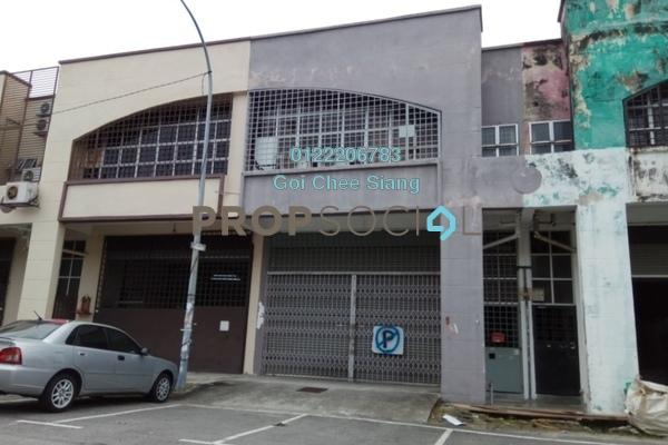 For Sale Factory at Bandar Pinggiran Subang, Subang Freehold Unfurnished 0R/2B 980k