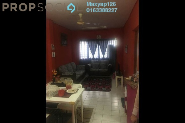 For Sale Apartment at Permai Apartment, Damansara Damai Freehold Unfurnished 3R/2B 260k