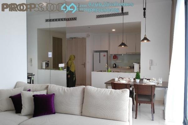 For Rent Condominium at Nadi Bangsar, Bangsar Freehold Fully Furnished 2R/2B 5.5k