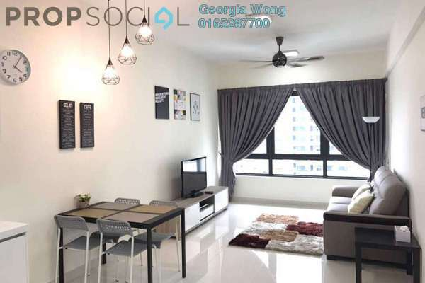 For Rent Condominium at Tropicana Metropark, Subang Jaya Freehold Fully Furnished 1R/1B 1.99k