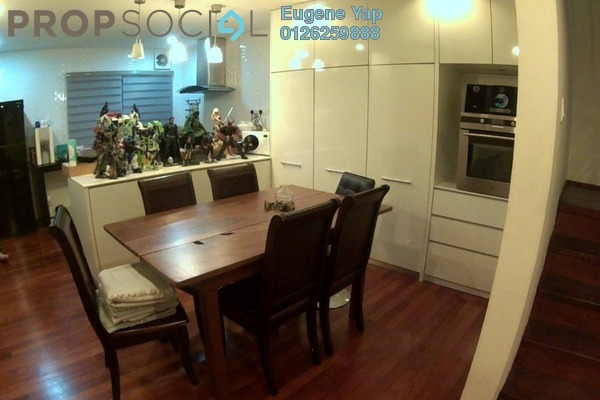 For Sale Terrace at Taman Indah Perdana, Kepong Freehold Semi Furnished 3R/3B 650k
