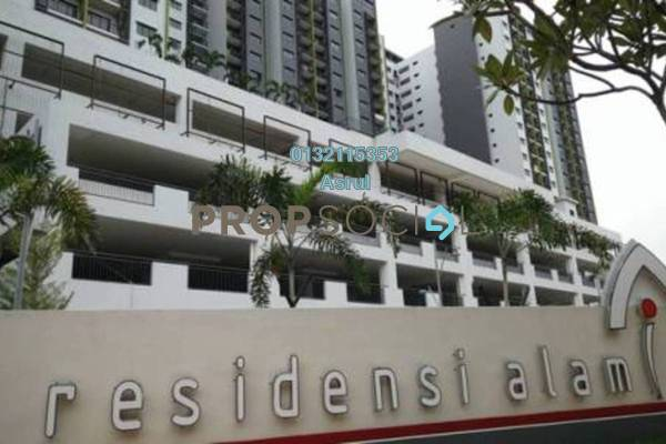 For Rent Condominium at Residensi Alami, Shah Alam Freehold Fully Furnished 3R/2B 2.6k