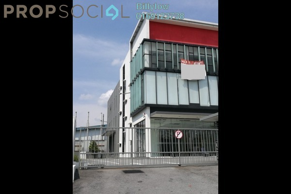For Sale Factory at Hicom Glenmarie, Shah Alam Freehold Unfurnished 0R/0B 11.5m