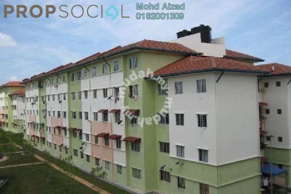 For Sale Apartment at Seri Bintang Apartment, Subang Freehold Semi Furnished 3R/2B 230k