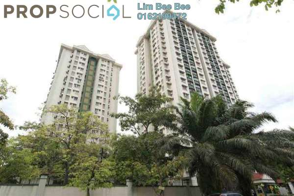 For Sale Condominium at Danau Idaman, Taman Desa Leasehold Fully Furnished 3R/2B 440k
