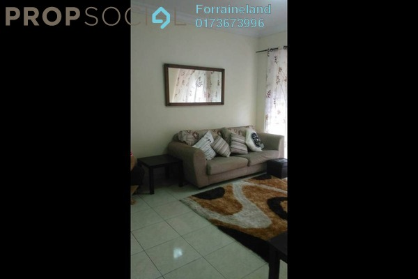 For Rent Condominium at Koi Tropika, Puchong Freehold Fully Furnished 2R/1B 1.2k