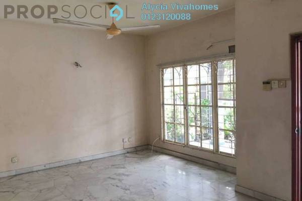 For Rent Terrace at BK4, Bandar Kinrara Freehold Semi Furnished 4R/3B 1.65k